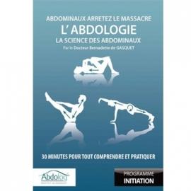 """DVD """"Abdologie-Initiation"""" Méthode De Gasquet"""