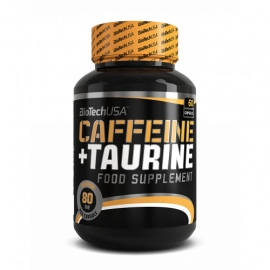 Caffeine+Taurine | BioTech USA