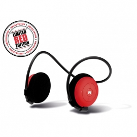 Ecouteurs Bluetooth AL3 Freedom Red - MIIEGO