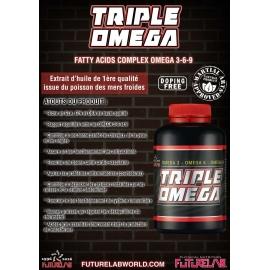 Oméga 3-6-9 | Futurelab Muscle Nutrition