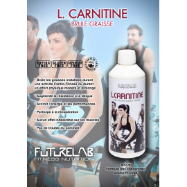 L-carnitine spécial femme | Futurelab Muscle Nutrition