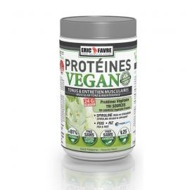 Protéines Vegan | Eric Favre