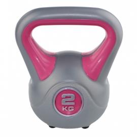 Kettlebells Fit de 2 à 12 kg | Sveltus