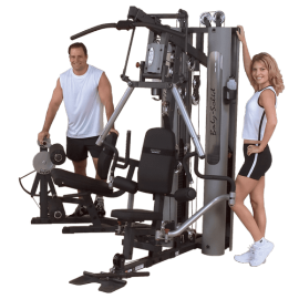 Appareil de musculation multifonctions Home Gym Bi-angulaire | Body-Solid