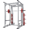 Mega Power 3D Machine Smith - Steelflex