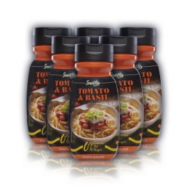 Salsa Tomato & Basil | Servivita