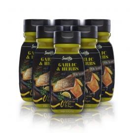 Salsa Garlic & Herbs | Servivita