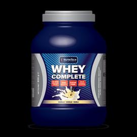 Whey Complete Protéines - Nutritech
