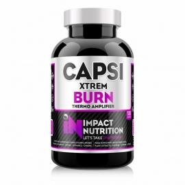 Capsi Burn | Impact nutrition