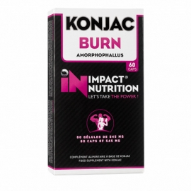 Konjac Burn - Impact Nutrition