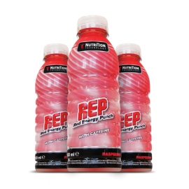Red Energy punch - Nutritech