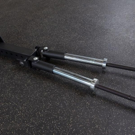 Power Rack Option Dual T-Bar Platform SPRTB - Body-Solid