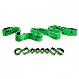 Multi Elastiband Vert 10 kg | Sveltus