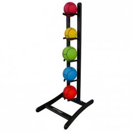 Rack 5 medecine balls