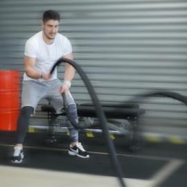 Corde d'oscillation | CrossFit Training