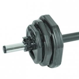 Kit pump 20kg noir