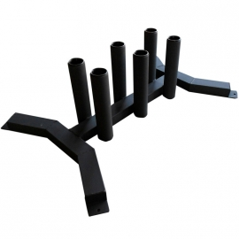 Rack barres vertical