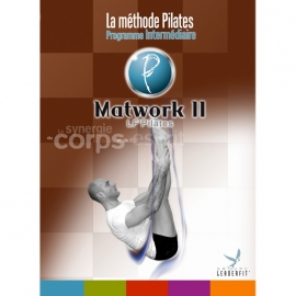 DVD formation matwork II | Formation niveau Pilates Fondamentale