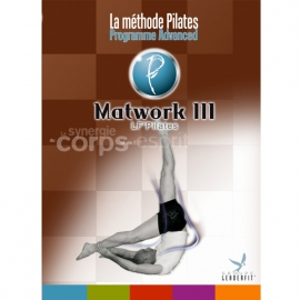 DVD formation matwork III | Formation niveau Pilates Fondamentale