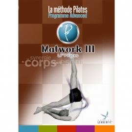 DVD formation matwork III | Formation niveau Pilates Fondamentale
