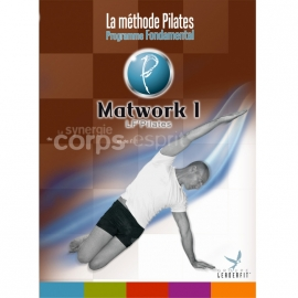 DVD formation matwork I | Formation niveau Pilates Fondamentale