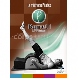DVD formation barrel I Méthode Pilates