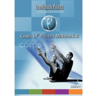 DVD cours matwork II | Cours LF'Pilates