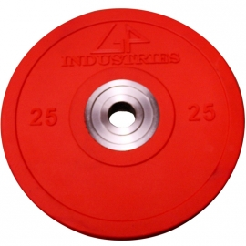 Disque Bumper 25kg - rouge