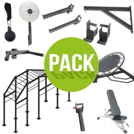 Pack Cage Cross Training Power + Accessoires