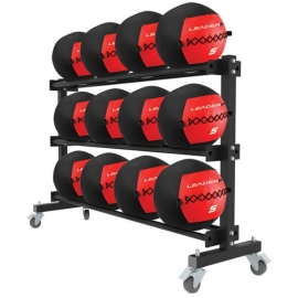 Chariot pour Wall Ball