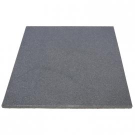 Protection de sol en dalles - 1X1m - 25mm noir