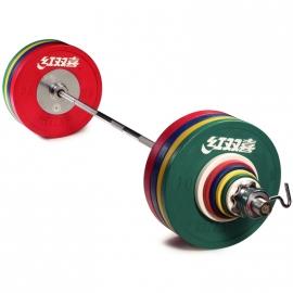 Pack compétition à l'haltérophilie IWF pour Femme 185 kg