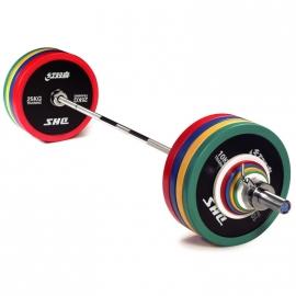 Pack compétition à l'haltérophilie IWF pour Homme 190 kg