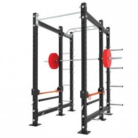 Cage de force + Rangement disque - 245x175x192cm