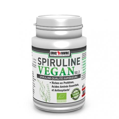 Spiruline Vegan - Eric Favre