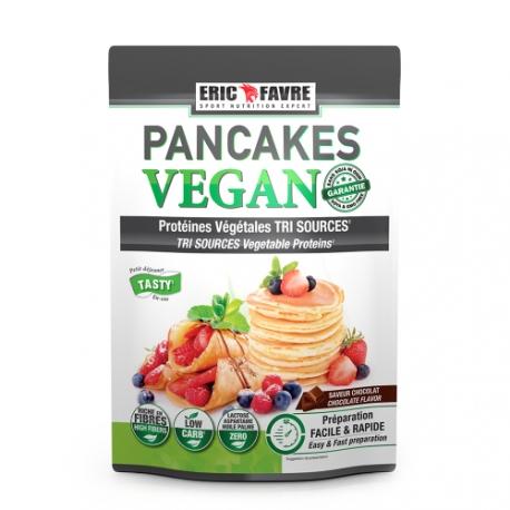 Pancakes Vegan - Eric Favre