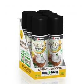 Diet Cook Spray Vegan - Eric Favre