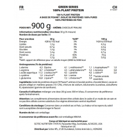 100% Plant Protein - Scitec Green Series