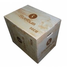 Soft Plyobox 3 en 1 - Sveltus