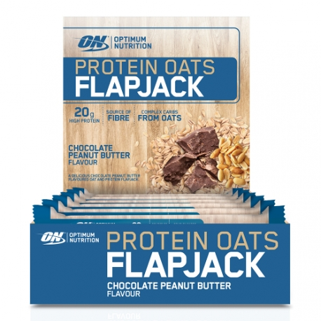 Protein Oats Flapjack - Optimum Nutrition