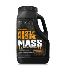 Muscle Machine Mass - Grenade