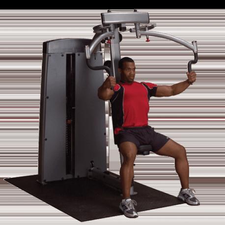 Pro Dual Poste Presse Pectoraux et Epaules | Body-Solid