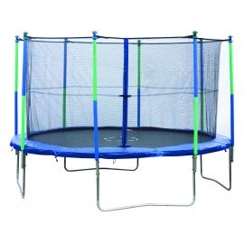 Pack Weider trampoline d'extérieur 3,60M + filet de protection