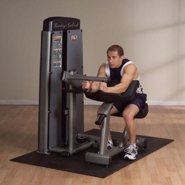 Pro Dual Poste Pupitre à Biceps et Triceps - Body-Solid