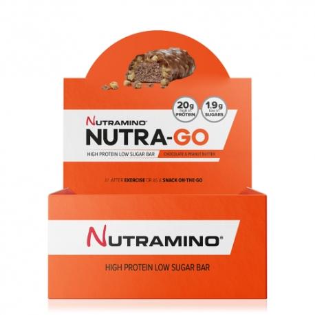 Nutra-Go Bar - Nutramino
