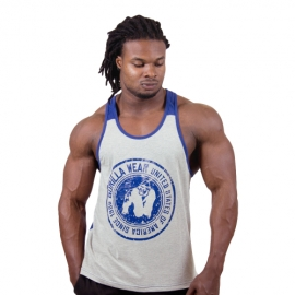 Roswell Tank Top - Gorilla Wear