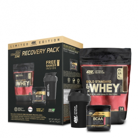 Gold Standard Recovery Pack - Optimum Nutrition