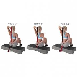 Elastiband® 3 Forces en boîte avec poster | Sveltus