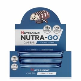 Nutra-Go Cake Bar - Nutramino