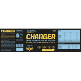 Charger Ulisses Series - BioTech USA Ulisses Series
